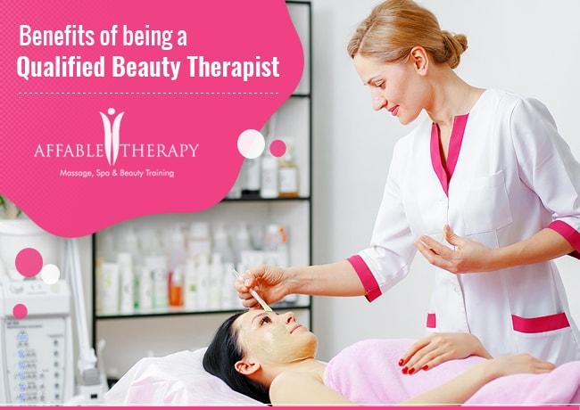 dating a beauty therapist Credits: 120 level: 4 start: february, 2019 apply: until start date international therapy examination council (itec) qualifications are optional in this certificate if you choose to complete the at the end of this programme you will meet the requirements to become a registered new zealand beauty therapist subject to.
