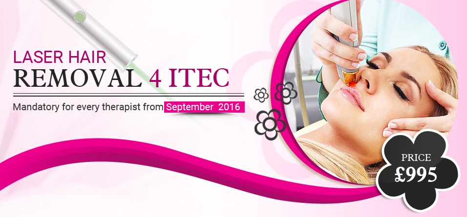 Laser Hair Removal Level 4 ITEC